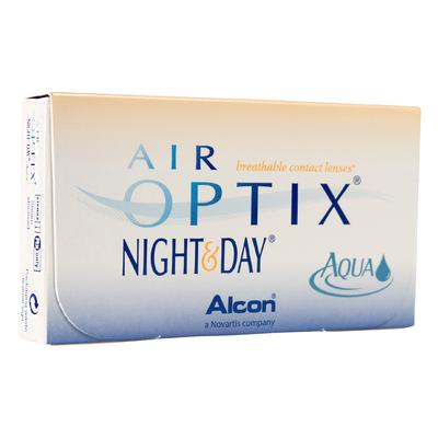 CIBA Vision Air Optix Night & Day Aqua 3er Box Kontaktlinsen