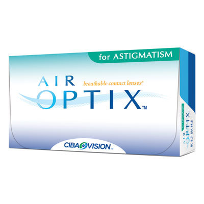 CIBA Vision Air Optix for Astigmatism Kontaktlinsen