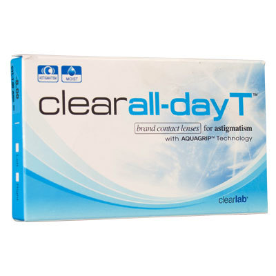 ClearLab Clear All Day T (torisch) Kontaktlinsen