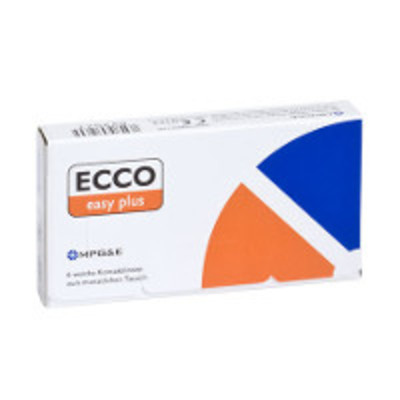 MPG&E ECCO Easy Plus Zoom Kontaktlinsen