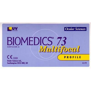 Biomedics 73 Multifocal
